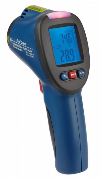 Infrarot-Thermometer mit Taupunktermittlung Schimmel Detektor TFA 31.1141.06