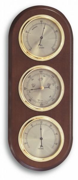 TFA 20.1064.03 Analoge Wetterstation aus Massivholz