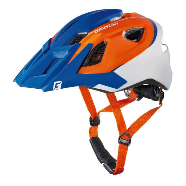 Cratoni Mountainbikehelm Allride Modell 2016 Fahrradhelm MTB-Helm