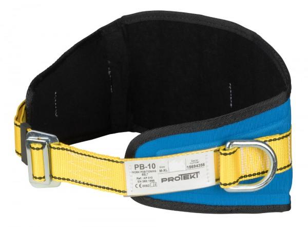 Protekt Sicherungsgurt PB 10 Gr. M/XL Arbeitsgurt Klettergurt EN 358