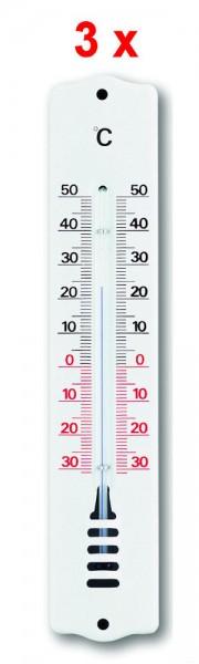 Innen-Außen-Thermometer Set TFA 95.1032