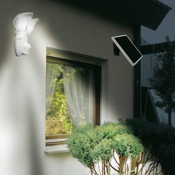 Süd-Solar Solar-LED-Strahler Twinspot 03496