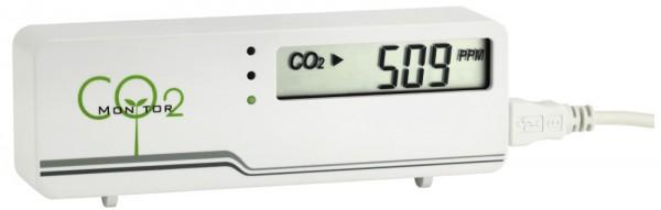 TFA Dostmann Aircontrol CO2 Monitor Mini TFA 31.5006 Raumluftüberwachung ppm