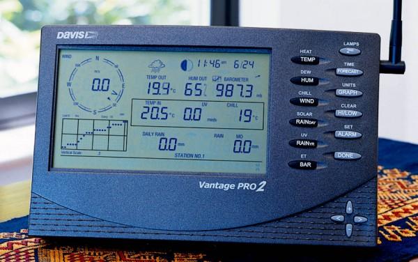 Davis Vantage Pro 2 Basisstation 6312EU