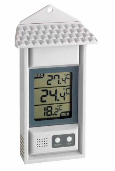 Digitales Gartenthermometer TFA 30.1039 Min-Max