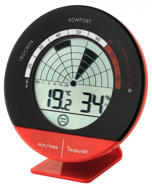 Schimmel-Radar Thermo-Hygrometer TFA 30.5032.21