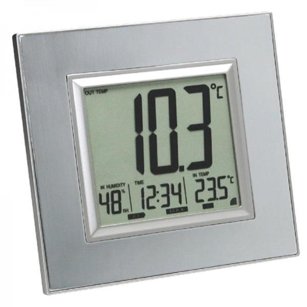Technoline Funk-Temperatur-Station WS 8301 Funkthermometer 868 MHz