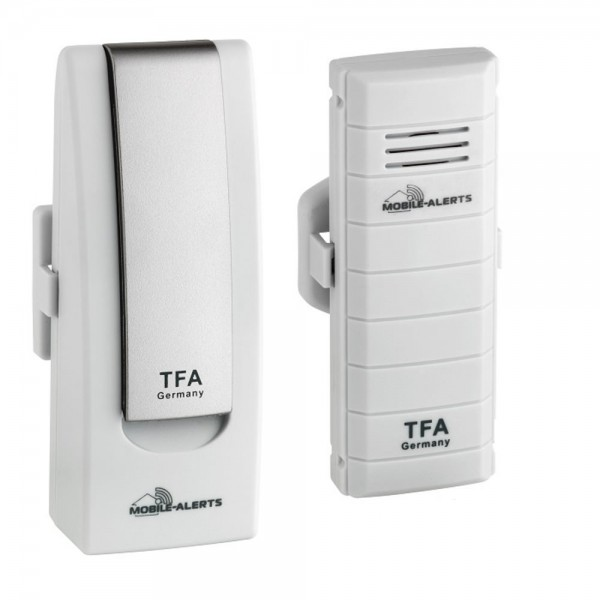 TFA 31.4001.02 WeatherHub Temperaturkontrolle