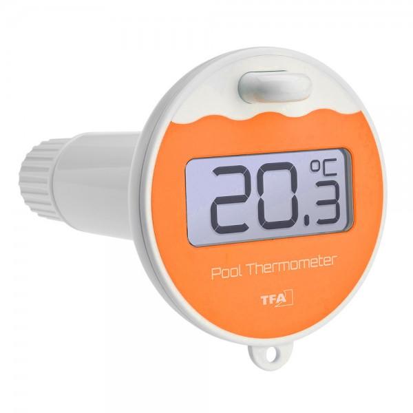 Schwimmsender TFA 30.3238 passend für Poolthermometer Marbella